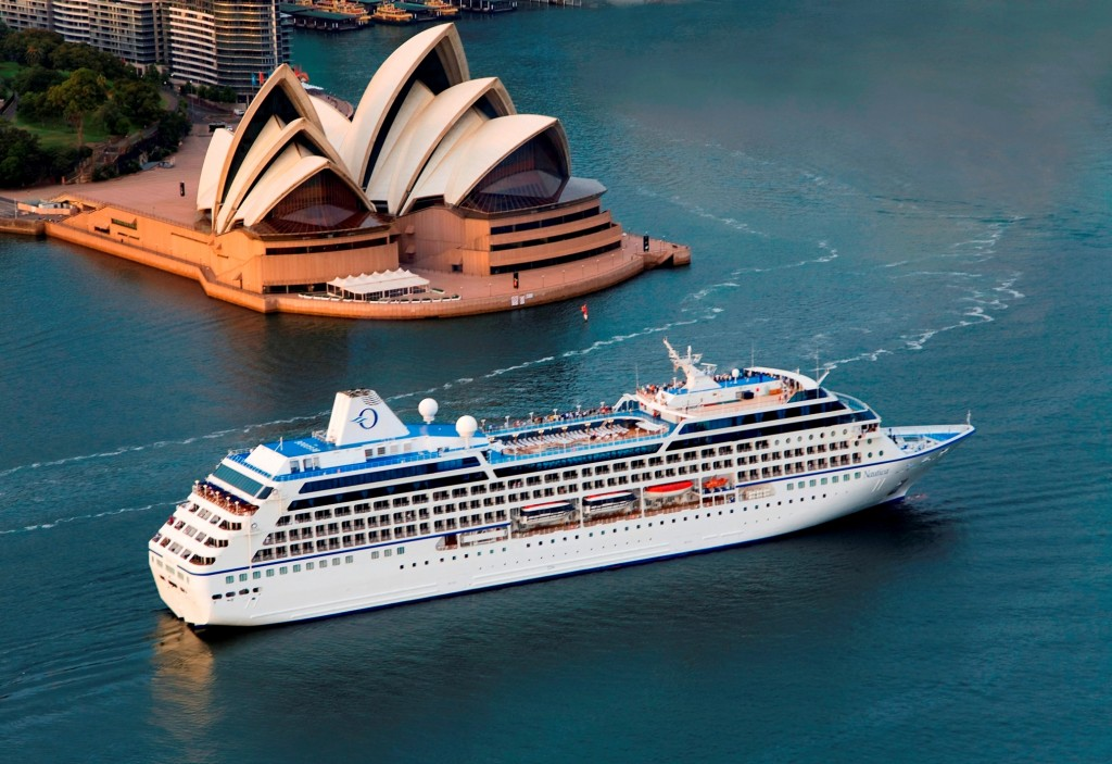 ... targata Oceania Cruises che presenta i nuovi viaggi per il 2018