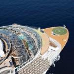 Royal Caribbean rinnova la flotta, 13 navi attese in Italia