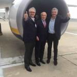 Ryanair: 32,5 milioni di euro per l'hangar di manutenzione a Milano Bergamo