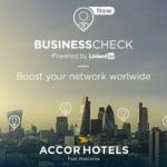 AccorHotels arricchisce la sua app con i servizi LinkedIn