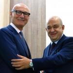 """Astoi: dall'incontro col ministro egiziano nasce l'idea di """"United for Egypt II"""""""