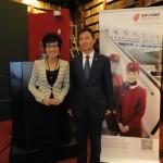Air China all'Ambrosiana di Milano, nuovi servizi ai passeggeri