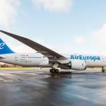 Air Europa festeggia i trent'anni di attività a Milano e Roma