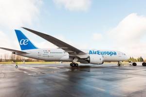 Air Europa: in flotta il sesto B787, sulla rotta Madrid-L'Avana