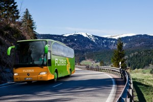 Sciare in Trentino con Flixbus, l'autobus low cost