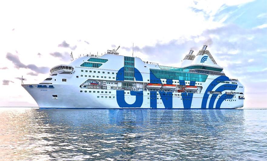 Gnv apre la rotta Genova – Porto Torres dal 18 maggio