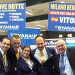 Ryanair vola Vitoria da Milano Bergamo nell'estate 2017