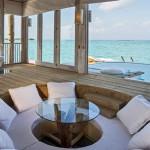 Apre alle Maldive il Soneva Jani, 25 ville di lusso sulla laguna