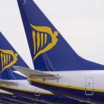 L'estate 2017 di Ryanair a Cagliari: crescita del 20%
