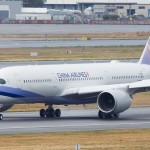 Nuovo volo Roma-Taipei per China Airlines