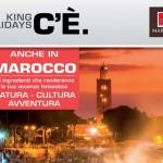 Campagna King Holidays per promuovere il Natale in Marocco