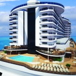 Msc Seaside, countdown per il varo a Monfalcone