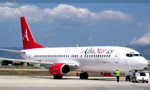Alba Star a Milano Malpensa, un Boeing per i to italiani