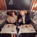Alitalia premiata come