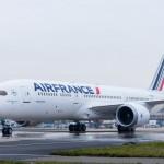 Air France: il 9 gennaio il primo volo commerciale del B787