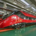 Arriva il Pendolino Italo, 12 nuovi treni per la flotta Ntv