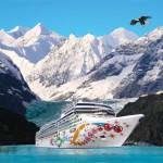 Norwegian Cruise Line schiera tre navi in Alaska