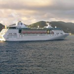 Royal Caribbean International debutta a L'Avana