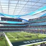 Los Angeles: un nuovo stadio per i Rams