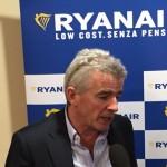 Ryanair: crescita a due cifre prevista per il 2017 in Italia