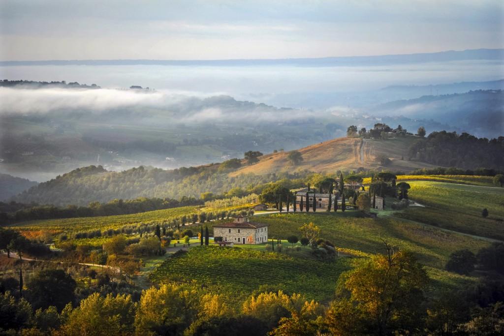 Umbria: soggiorno gratuito in 250 camere d\'hotel per il 5 gennaio