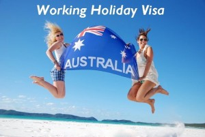 Il South Australia partecipa alla campagna Working Holiday