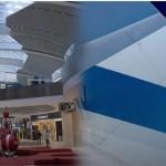 El Al a Roma: ritorno al Terminal 3 di Fiumicino