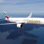 Emirates vola a Newark via Atene