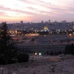 Gerusalemme: aperte le iscrizioni ai webinar