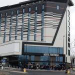 Hotel Football: da Manchester alla conquista del mondo