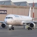 Iran Air riceve il primo dei 100 velivoli ordinati a Airbus