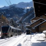 Dal treno alle piste da sci, vacanze senz'auto a Limone Piemonte