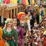 Dimensione Turismo a Olinda per il Carnevale