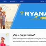 Ryanair Holidays, servizio momentaneamente sospeso