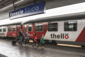Venezia-Parigi in treno notturno, le offerte scontate di Thello