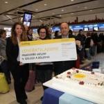 Vueling supera i 500 mila passeggeri all'aeroporto di Bologna