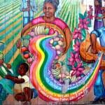 California fra street art, murales e varie amenità