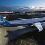 Boeing alza il sipario sul 787-10 Dreamliner