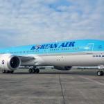 Korean Air riceve il suo primo Boeing 787-9 Dreamliner