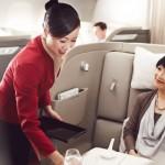 Nuovi menù stellati sul volo Milano-Hong Kong di Cathay Pacific