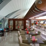 Emirates estende l'uso delle lounge di Dubai a pagamento