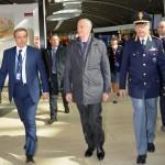 Fiumicino, Gabrielli: «Sarà uno dei migliori scali del mondo»