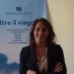 Grimaldi Lines, Francesca Marino: «La dinamicità traina lo sviluppo»