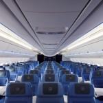 Lufthansa presenta l'Airbus A350-900, luci per tutti i gusti