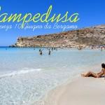 Vivere Lampedusa, pacchetti con volo da Bergamo il 10 giugno