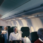 Turkish Airlines, nuovo spot con Morgan Freeman
