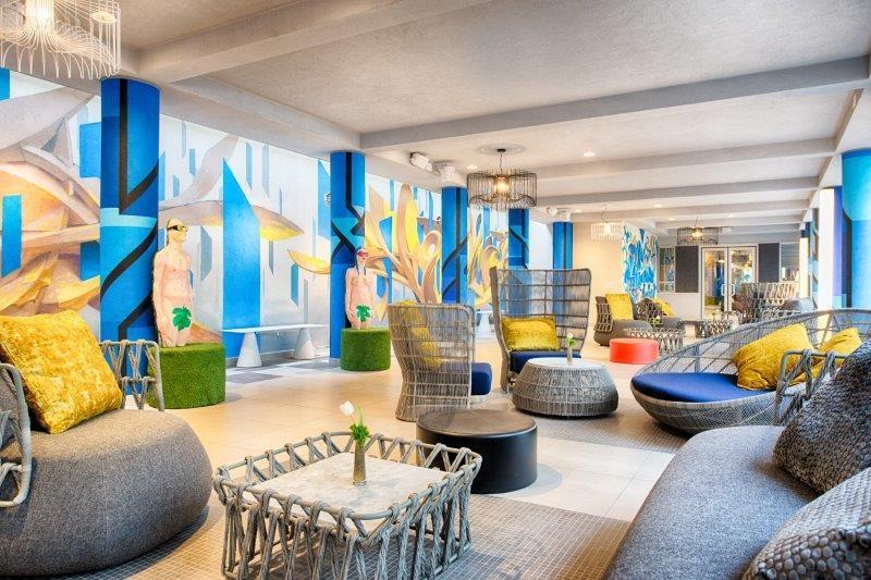 Leonardo hotels inaugura a milano il primo nyx hotel d 39 europa for Design hotel a milano