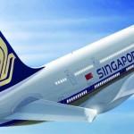 Singapore Airlines, positivi i conti del terzo trimestre