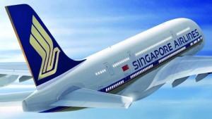 Singapore Airlines, nuove tariffe in vigore dal 20 gennaio