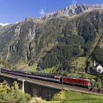 Gotthard Panorama Express: la Svizzera in treno e battello